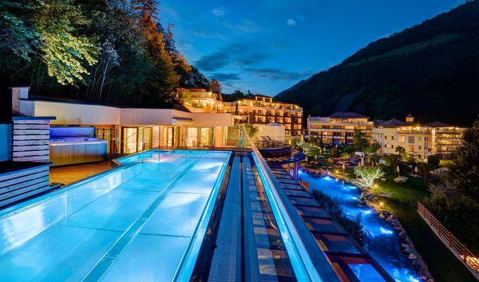 Chalet-Lago