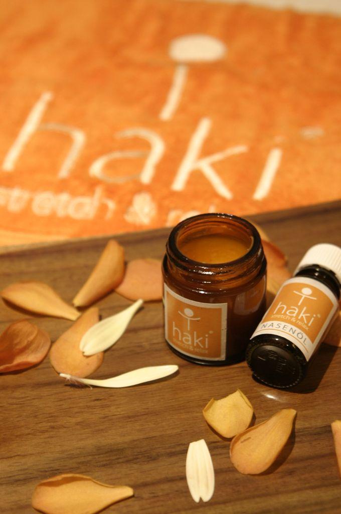 Haki - Stretch & Relax