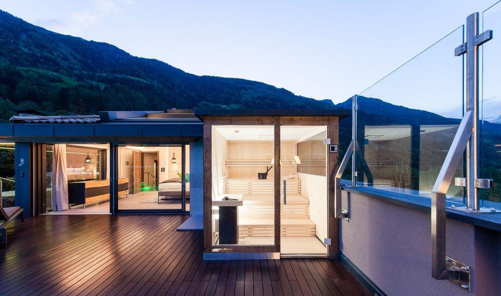 Neu: Sky-Chalet mit Sternwarte - Sport & Wellness Resort Quellenhof