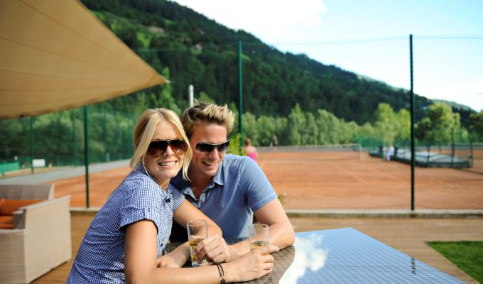 Cours hebdomadaires de tennis actif
