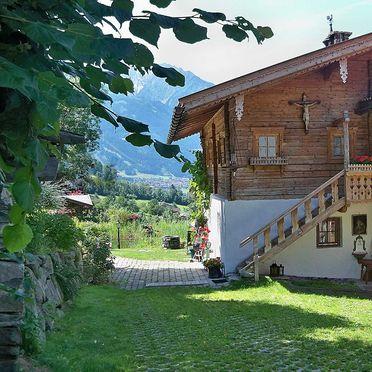 Summer, Bergchalet Klausner Almrausch in Ramsau im Zillertal, Tirol, Tyrol, Austria