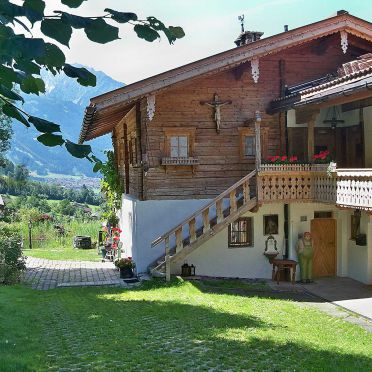 Summer, Bergchalet Klausner Almrausch, Ramsau im Zillertal, Tirol, Tyrol, Austria