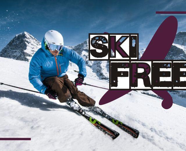 Ski-Free SUPERIOR