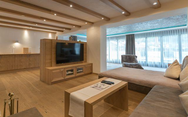 Luxus-Suite Almhof