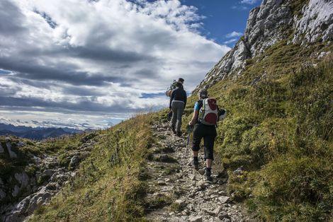 Bergsteiger - Wochen 2018