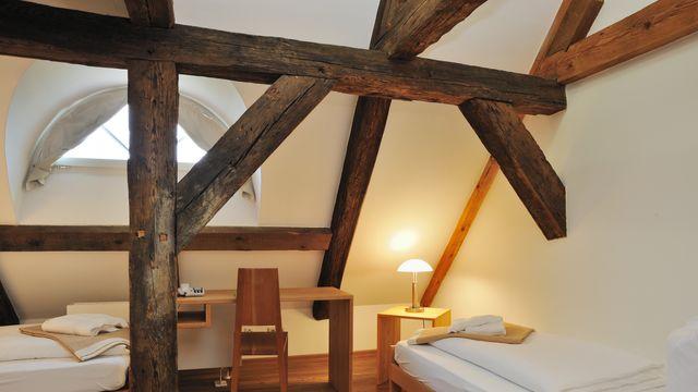 Doppelzimmer - Burg - Standardzimmer - klein