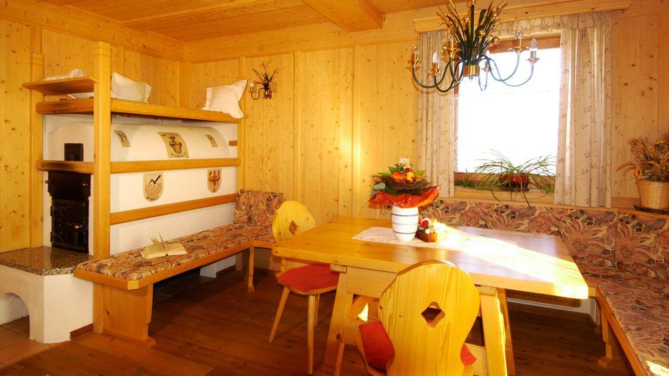 Suite Rosa alpina 72 m²