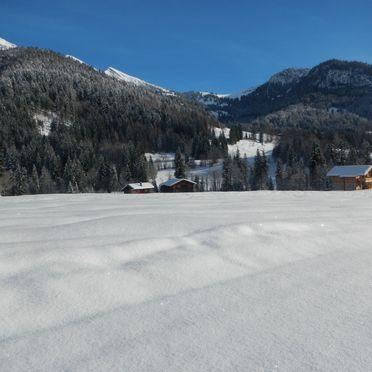 Achberghütte, Heutal