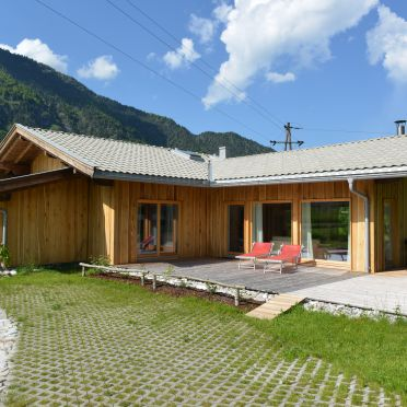 Achberghütte, Sommer