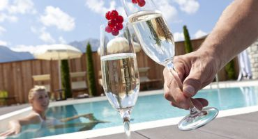 Hubertus relax days with new sky pool