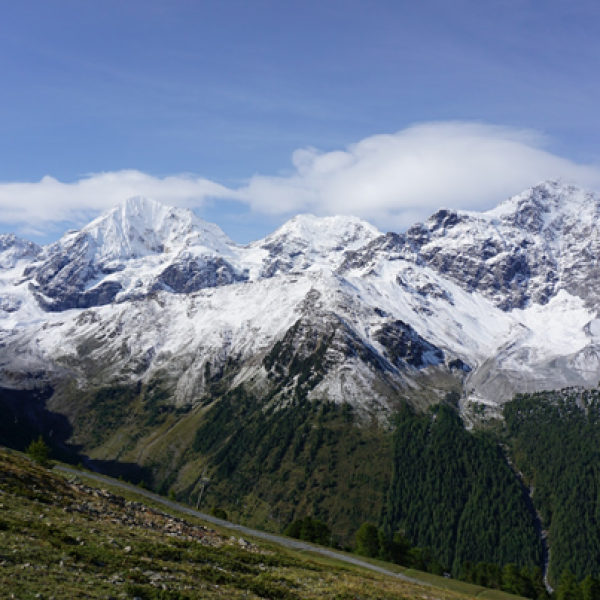 Südtiroler Special: Goldene Auszeit am Ortler