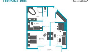 Penthouse Suite 3/3