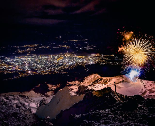 New Year's in the Alps