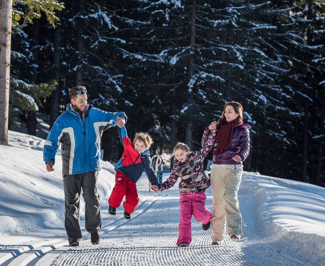 Wintertraum für die ganze Familie