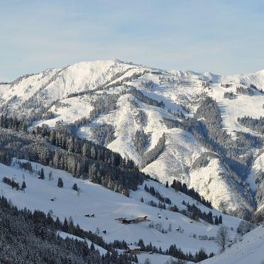 Achthütte, Winter Aussicht