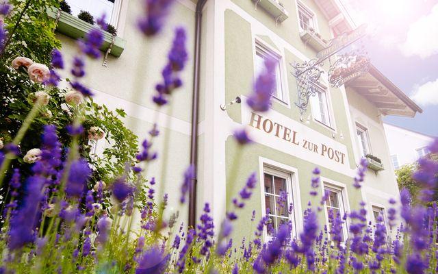 Biohotel zur Post: Mitten in Salzburg