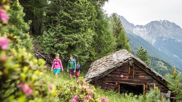 Wander-Lust im Alpenhof