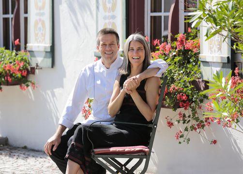 BIO HOTEL Adler: Nicole & Andreas Humburg - Bio-Adler, Vogt, Baden-Württemberg, Deutschland