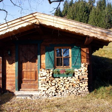 Chalet Alpenstern, Sauna hut