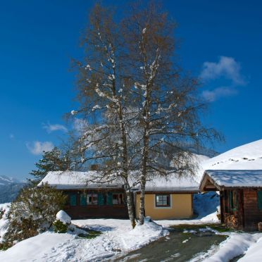 Chalet Alpenstern, winter