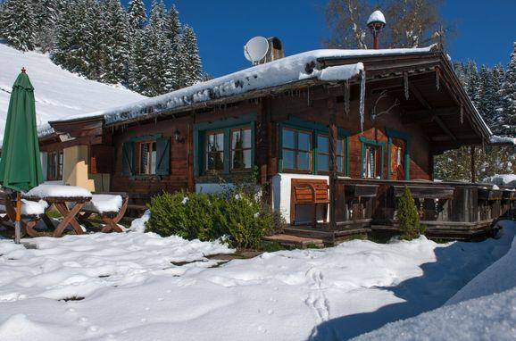 Winter, Chalet Alpenstern in Kitzbühel, Tirol, Tirol, Österreich