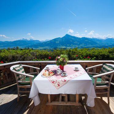 Balkon, Chalet Alpenstern, Kitzbühel, Tirol, Tirol, Österreich