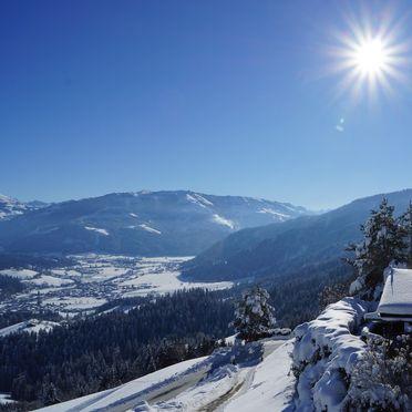 Chalet Alpenglück, Winter