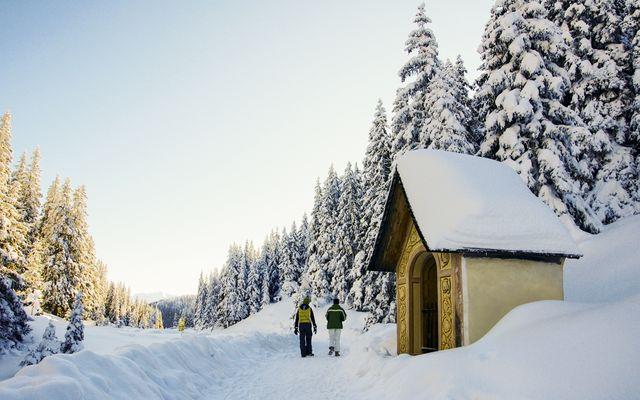Winterzauber und Wellness - 5 ÜN