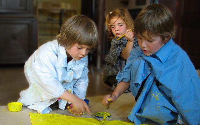 Biohotel Gut Nisdorf: Kinderbetreuung