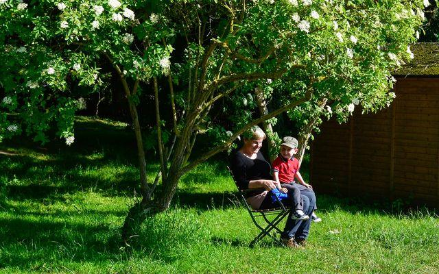 Biohotel Gut Nisdorf: Ausritte mit den Kindern
