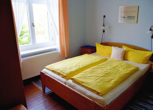 """Appartamento di 2 locali """"familiare"""" (1/2) - Gut Nisdorf"""