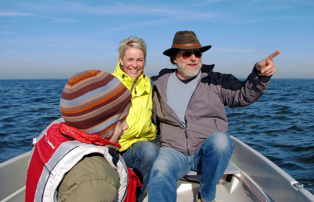 Biohotel Gut Nisdorf: Bootsfahrt