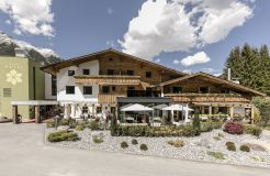 Biohotel Holzleiten: Hotel am Mieminger Plateau - Bio-Wellnesshotel Holzleiten , Obsteig, Tirol, Österreich