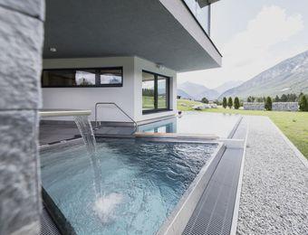 Biohotel Holzleiten Hotel Tirol Wellnesshotel Schwimmbad