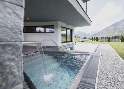 Biohotel Holzleiten Hotel Tirol Wellnesshotel Schwimmbad - Bio-Wellnesshotel Holzleiten