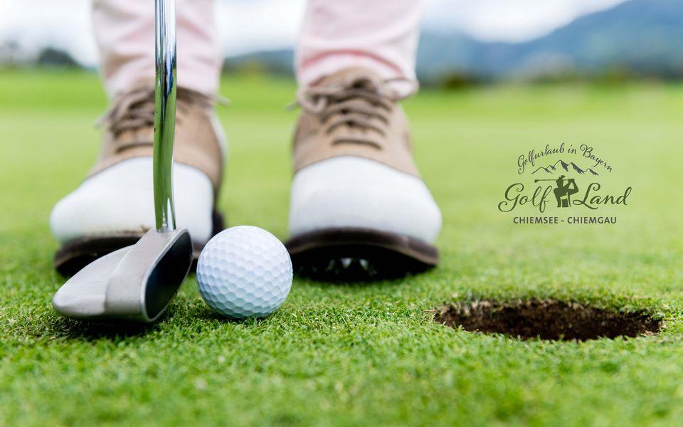 Golfland Chiemsee-Chiemgau 3 Nächte 2019