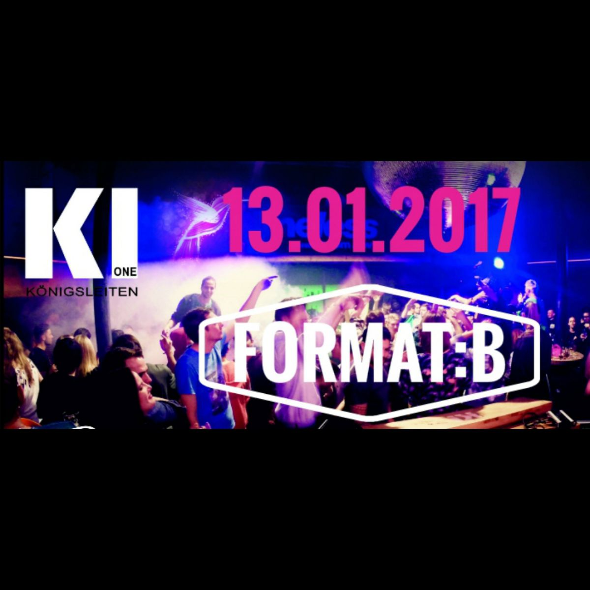 Ski & Dance mit FORMAT:B & Skipass | 11. bis 14.01.17 für 3 ÜN inkl. Skipass