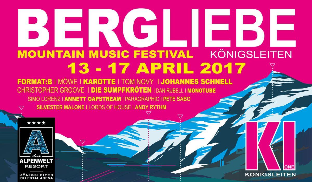 Festival.LIEBE inkl. Skipass | 13.-17.04.17 ab 3 ÜN