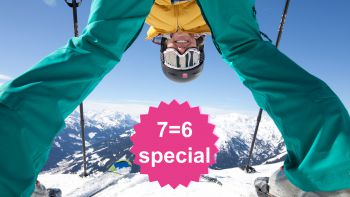 Ski Closing 7=6 Special | 1 day & 1 night for free