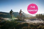 E-BikeLIEFDE 7=6 Special | 1 dag en 1 nacht gratis