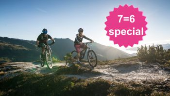 E-BikeLove 7=6 special | 1 day & 1 night for free