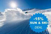 -15% Sun & Ski DEAL
