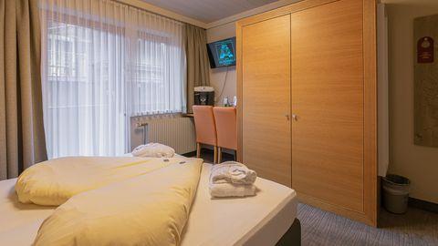 Comfortabele tweepersoonskamer (Komfort Doppelzimmer)