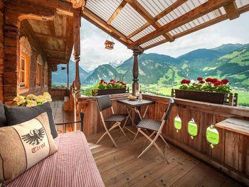 Bergchalet Klausner Kuschelsuite - Tirol - Österreich