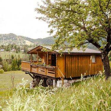 Blockhütte Mühlegg, Sommer