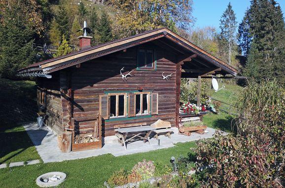 Sommer, Neukam Hütte, Bischofshofen, Salzburg, Salzburg, Österreich