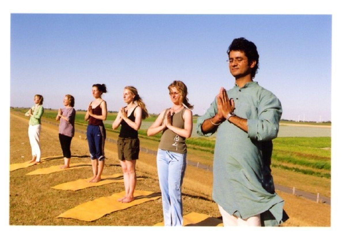 Yoga mit Ashwani Bhanot