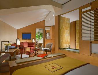 Richard Meier Executive Suite with Terrace - Hotel Raphaël