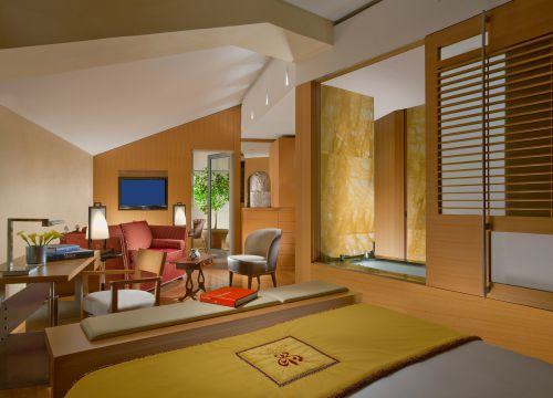 Richard Meier Executive Suite with Terrace (1/1) - Hotel Raphaël