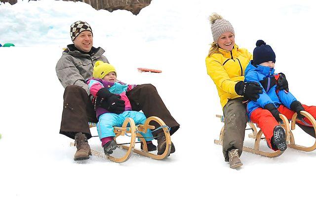 Bio-Kinderhotel Benjamin: Winterurlaub